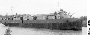 Armoured Barge