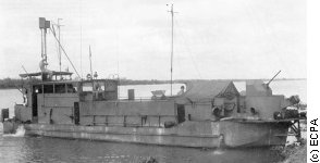 LCM Command Boat