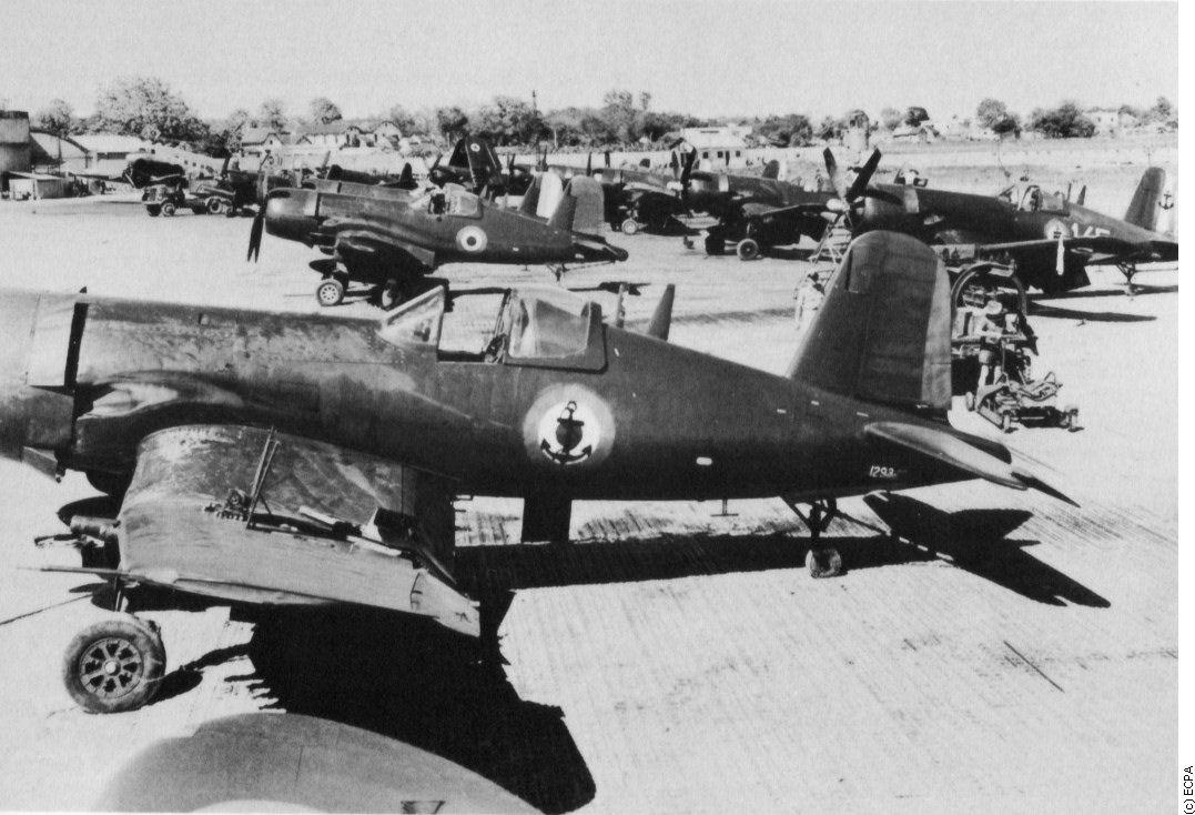 Vought F4U-5-Corsair [Revell 1/72] - Voilaaaa c'est finiiiiii (bis) !  Corsair2