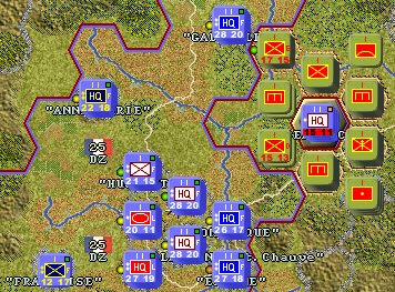 DIEN BIEN PHU 1954 partial screenshot